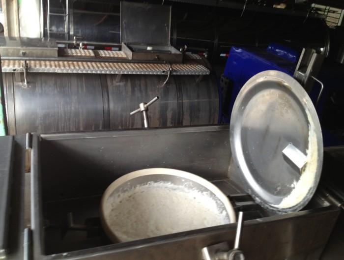 A adulteração do leite demonstra uma falta de controle de qualidade nas indústrias